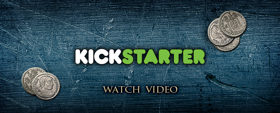 Kickstarter campaign has begun!
